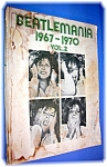 SHEET MUSIC BEATLEMANIA 1967 - 1970 BEATLES..