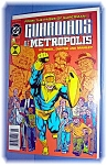 COMIC BOOK, GUARDIANS OF METROPOLIS......