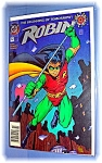 DC COMIC - ROBIN, THE BEGINNING OF TOMORROW..