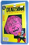 DC COMIC, DEADSHOT, HOMECOMING, # 4, HOLIDAY