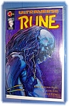 Click here to enlarge image and see more about item 0513200628: MALIBU COMICS, RUNE, SPECIAL EDITION....