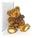 Click to view larger image of BOYDS 16 Inch Chocolate Brown Teddy Bear (Image1)