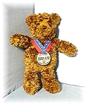 Click to view larger image of Gund Dream Bear 2003 15 Inch (Image1)