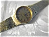 Click to view larger image of Gold OMEGA Ladies Gold European  Quartz Wrist Watch (Image2)