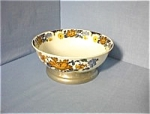 Click here to enlarge image and see more about item 05270308: KISMET Bowl by Myott-Meakin Staffordshire UK
