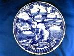 Click here to enlarge image and see more about item 0603201020: Olde English Staffordshire Ware, Souvenir of Mohawk Tra