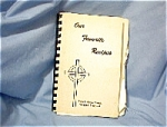 1974 Faith Lutheran Cook Book