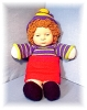 Click to view larger image of 17 Inch 'Oh So Real' ANNE GEDDES Doll (Image2)