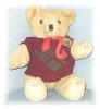 Click to view larger image of Jointed Golden Teddy Bear Shanghai Doll (Image2)