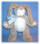 Bearington Tan and White Floppy Ear Rabbitt
