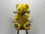Click here to enlarge image and see more about item 06190214: DEANS 20 Inch Plush Teddy Bear With Growler..