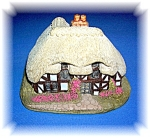 Click to view larger image of Lilliput Lane April Cottage, English Collectible (Image1)