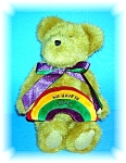 Click here to enlarge image and see more about item 06192006120: 10 Inch Boyds Bear What A Friend We Have In Jesus