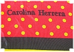 Click to view larger image of Carolina Herrera Hand Rolled  36x36 Scarf (Image1)