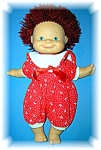 Soft and Cuddly 10 Inch Famosa Doll Made In Spain