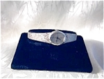 Click here to enlarge image and see more about item 06220304: Vintage Sterling ORAFE Windup Wristwatch
