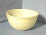 Ivory Large Fire King Mixing Bowl.