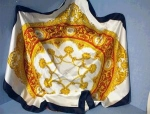 ERRE Italian 100% Silk Scarf Pure Luxury