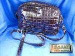 Click to view larger image of Bag BALLY Crocodile Look Leather Made Italy (Image5)