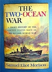 Click here to enlarge image and see more about item 0624200807: The Two Ocean War (Hardcover)