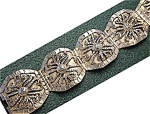Click to view larger image of Taxco Mexico  Sterling Silver Los Ballesteros Bracelet (Image1)
