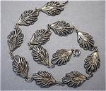Vintage Sterling Silver DANECRAFT Necklace