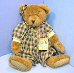 Click here to enlarge image and see more about item 0630200801: Boyd�s Bears Bear �Eugenia""