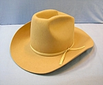 Click here to enlarge image and see more about item 0716200702: COWBOY HAT by DYNAFELT Teton