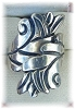 Click to view larger image of Sterling Silver A CAZARES Wrap Ring Mexico . . . . . . (Image2)