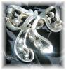 Click to view larger image of Brooch EISENBERG  Original Bow Sterling Silver (Image3)