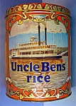 Uncle Ben's 40th Anniversary Limited Edition Canister