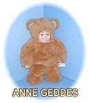 Click here to enlarge image and see more about item 0730200503: ANNE GEDDES doll