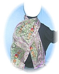 Click here to enlarge image and see more about item 0730200519: BEAUTIFUL SCARF STOLE