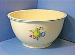 Click here to enlarge image and see more about item 0730200803: Homer Laughlin KITCHEN KRAFT Vintage mixing bowl
