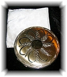 Large Vintage Elgin American Powder Compact