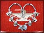 Click to view larger image of Native AmericanTommy Singer Bears Sterling Silver Neckl (Image4)