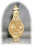 CHINESE SNUFF BOTTLE CREAM CINNABAR