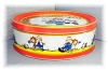 Click to view larger image of Cookie Tin 1987 Raggedy Ann & Andy  (Image2)