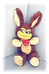 Click here to enlarge image and see more about item 0811200426: Rubber Faced Disney 1977 Wylie Coyote