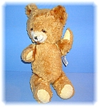 Click to view larger image of Old Gold Knickerbocker Teddy Bear Mader In Japan (Image1)