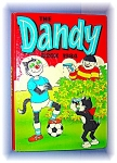 Click here to enlarge image and see more about item 0827200630: 1984 Dandy Childrens Comic Book