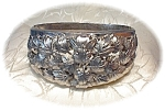 Click to view larger image of BARTEK Silvertone  Hinged  Leaf Bracelet (Image1)