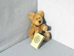 Click here to enlarge image and see more about item 0902200246: Small Jointed Boyds Teddy Bear