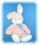 Click here to enlarge image and see more about item 0905200605: BUNNY RABBIT GUND PLUSH TOY EASTER PRESENT