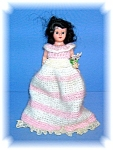 VINTAGE PLASTIC SLEEP EYE DOLL