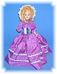 Click to view larger image of VINTAGE PLASTIC SLEEP EYE DOLL WITH SHOES (Image1)