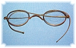 Click here to enlarge image and see more about item 0906200602: VINTAGE EYE GLASSES SPECTACLES