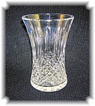 WATERFORD CRYSTAL VASE LISMORE