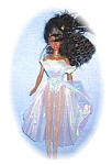 1987 black Mattell Barbie Doll