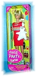 Click here to enlarge image and see more about item 0909200520: Mattel Coca Cola Party Barbie Doll